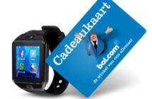 Gratis cadeaukaart van €30 op bol.com of smartwatch bij abonnement op Test Aankoop