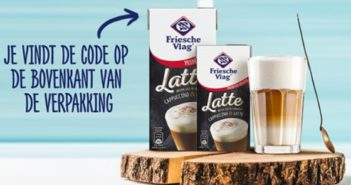 Latte opschuimmelk Friesche Vlag terugbetaald