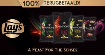 Chips Lay's Sensations terugbetaald op myShopi