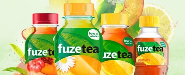 Fuze Tea 100% terugbetaald