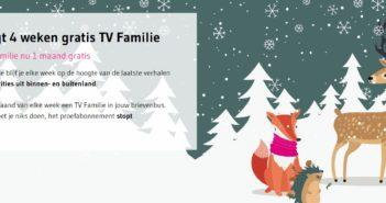 Gratis TV Familie magazine