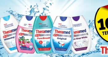 Theramed tandpasta 100% terugbetaald bij Kruidvat