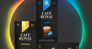 Kofficapsules Café Royal 100% terugbetaald met Shopmium