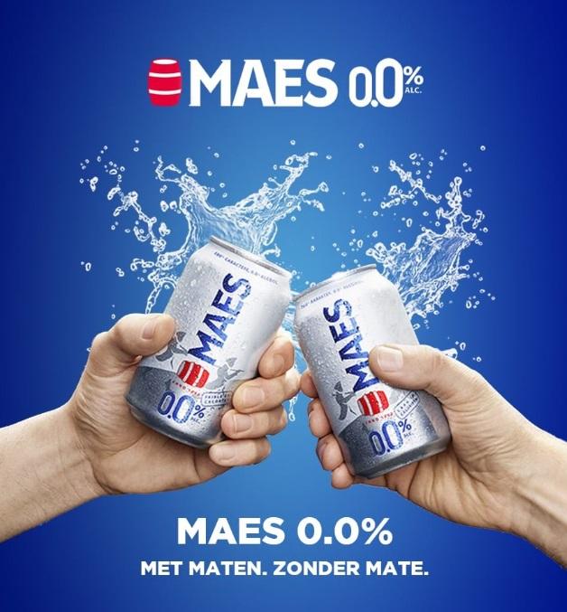 Maes bier 100% terugbetaald op Shopmium