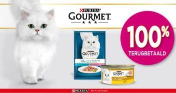 Purina kattenvoeding 100% terugbetaald met myShopi