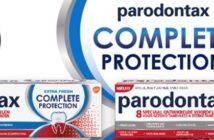 Parodontax Complete Protection tandpasta 100% terugbetaald bij Kruidvat