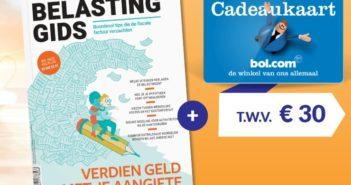 Gratis belastingsgids, bol.com waardebon of smartwatch bij abonnement Test Aankoop