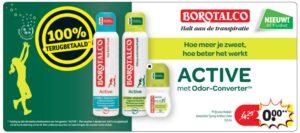 Borotalco Deodorant Terugbetaald Kruidvat Ikbendeslimste