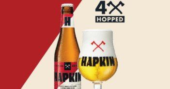 Hapkin bier 100% terugbetaald met Shopmium