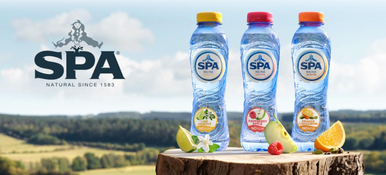 Test gratis de Spa Reine Subtile water dankzij The Insiders