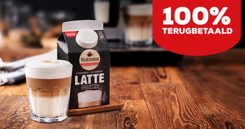 Nutroma Latte 100% terugbetaald
