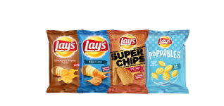 Lay's chips 100% terugbetaald