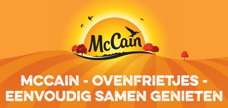 Test gratis McCain ovenfrietjes dankzij The Insiders
