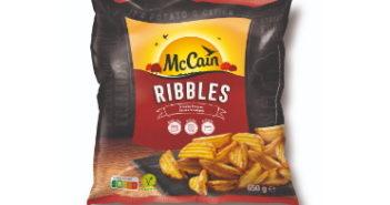 McCain Ribbles potatoes 100% terugbetaald