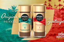 Gratis staal koffie Nescafé GOLD Origins