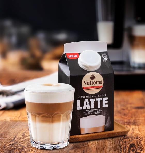 Nutroma Latte melk 100% terugbetaald op Shopmium