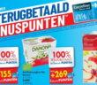 100% terugbetaalde producten bij Carrefour op 19 september 2019