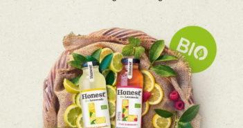 Honest Lemonade Bio 100% terugbetaald met Shopmium