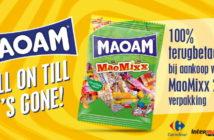 Maoam snoepen 100% terugbetaald met myShopi