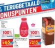 100% terugbetaalde producten bij Carrefour op 16 januari 2020
