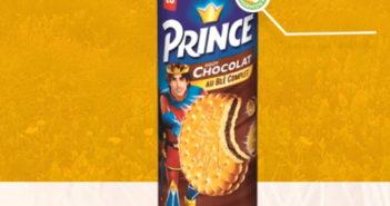 Gratis Prince Lu koekjes
