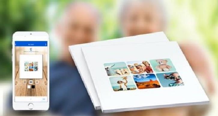 Gratis fotoboek met TicTacPhoto