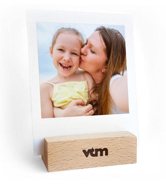 Gratis fotostandaard met VTM