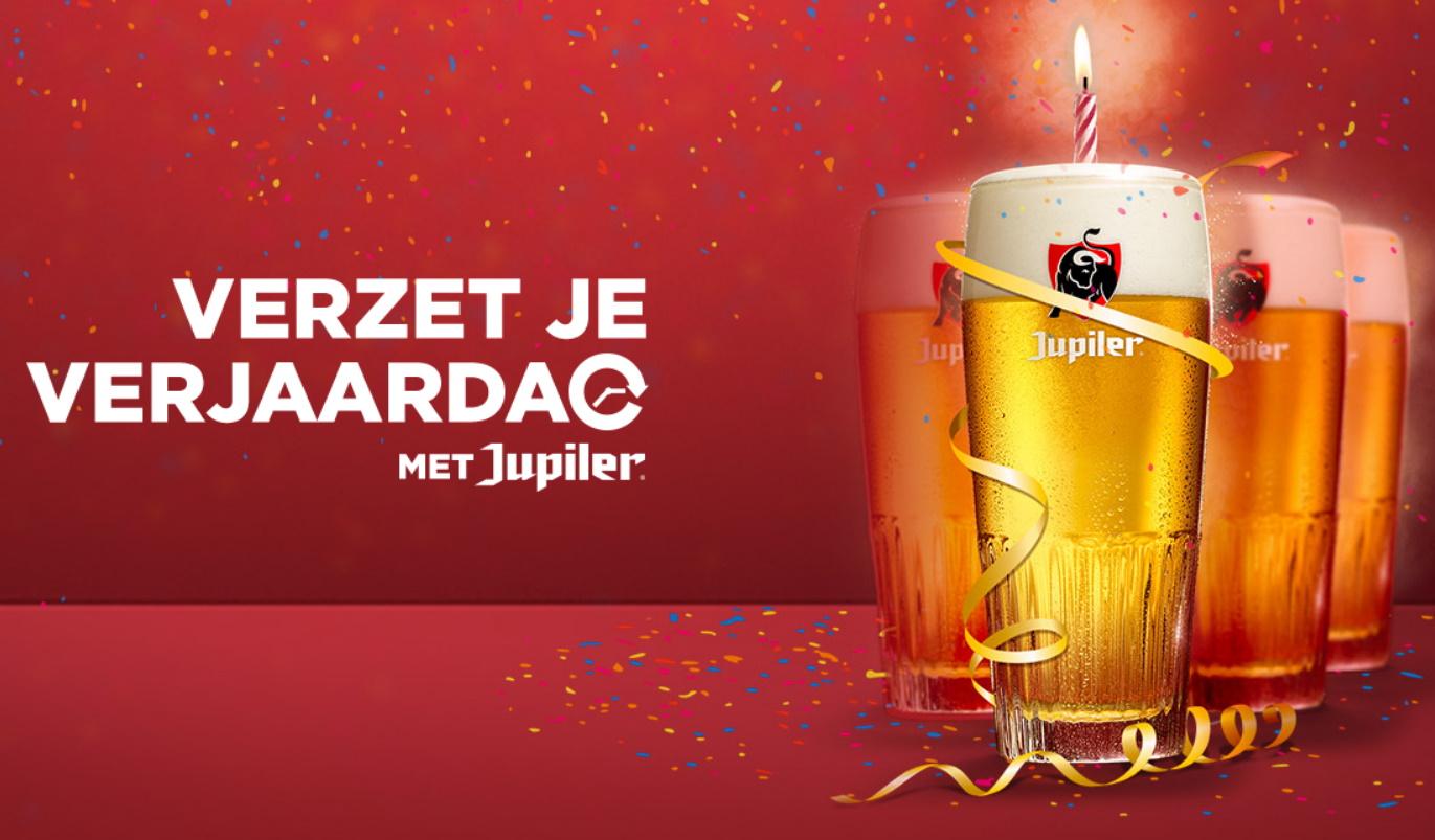 Gratis Jupiler bier