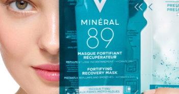 Test gratis de Vichy gezichtsmasker