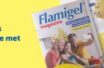 Gratis staal Flamigel wondverzorging