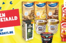 100% terugbetaalde producten bij Carrefour