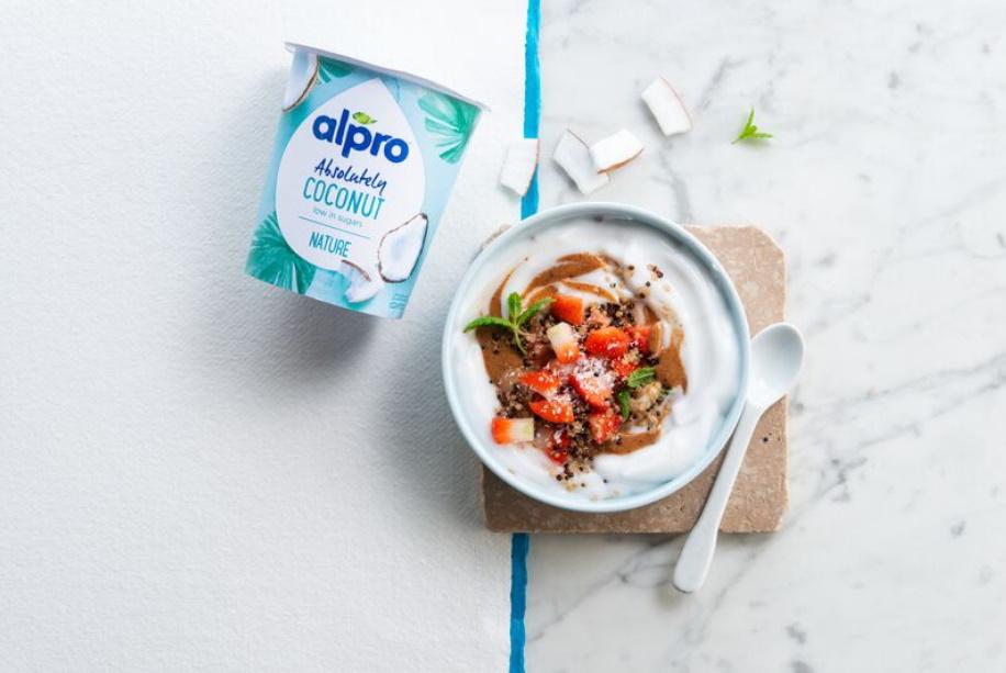 Alpro Absolutely yoghurt 100% terugbetaald