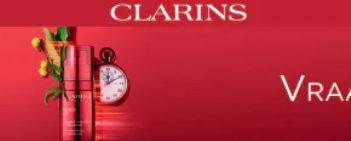 Gratis staal Clarins oogcrème