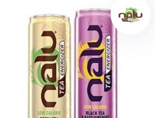 Gratis blik energy drank Nalu