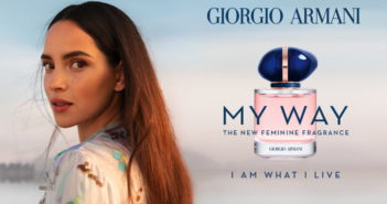 Gratis staal parfum My Way Giorgio Armani