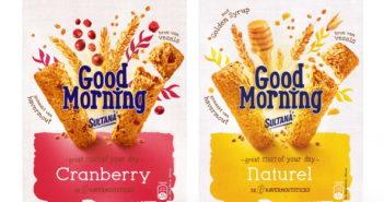 Sultana Good Morning koekjes 100% terugbetaald
