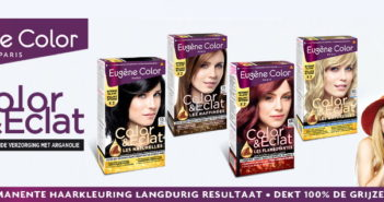 Eugène Color haarkleuring 100% terugbetaald