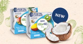 Nestlé NaturNes Bio plantaardige zuivelproducten 100% terugbetaald