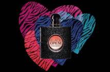 Gratis staal Black Opium parfum van Yves Saint Laurent