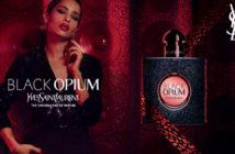 Gratis staal Black Opium parfum van Yves Saint-Laurent