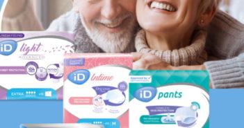 iD bescherming tegen urineverlies 100% terugbetaald