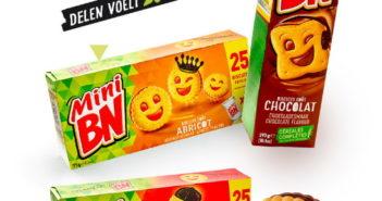 BN koekjes 100% terugbetaald met Shopmium