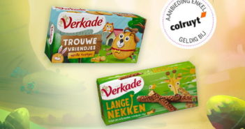 Verkade koekjes 100% terugbetaald met Shopmium